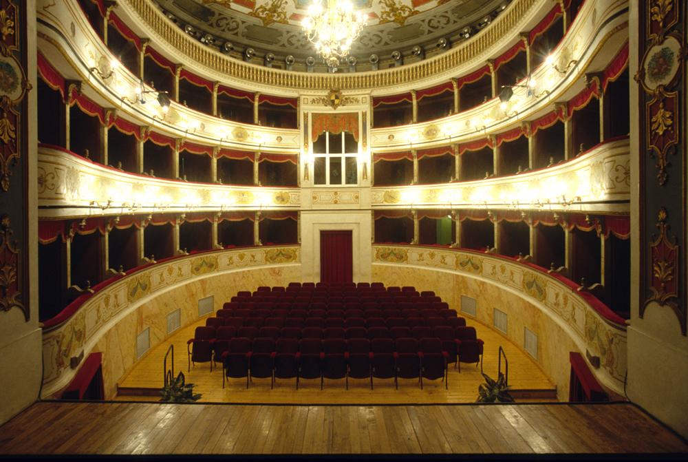 """Teatro della Rocca """"Franco Tagliavini"""""""