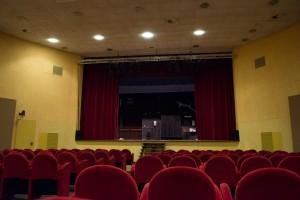 Teatro Pedrazzoli - platea