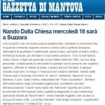Dalla Chiesa Suzzara_gazzettaMN